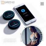 COMPEX MINI WIRELESS MUSCLE STIMULATOR WITH TENS - 2 PODS