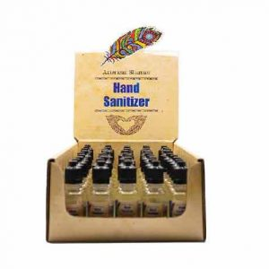 Hand sanitizer - 50ct w/Display Case