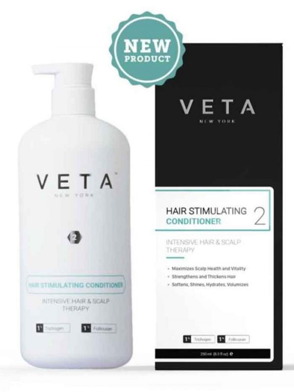 VETA - Hair Stimulating Conditioner - 800 ml (27 fl oz)