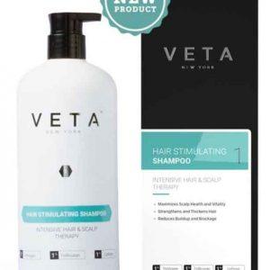 VETA - Hair Stimulating Shampoo - 800 ml (27 fl oz)