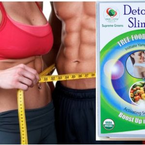 Slimming and Detoxifying