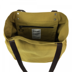 THE MADE BY FREE WOMEN DAY TOTE – MUSTARD 2