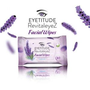Eyetitude RevitaleyeZ 4in1 Facial Wipes