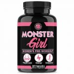 Angry Supplements Monster Girl, Pre-Workout 1