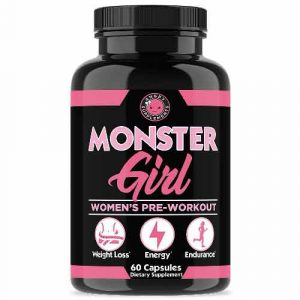 Angry Supplements Monster Girl, Pre-Workout