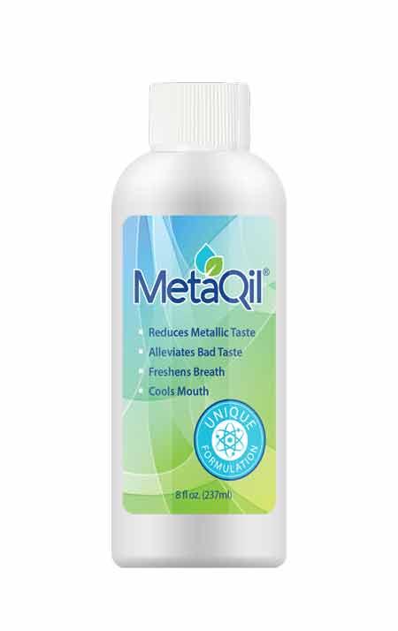 MetaQil - 8 oz. Bottle