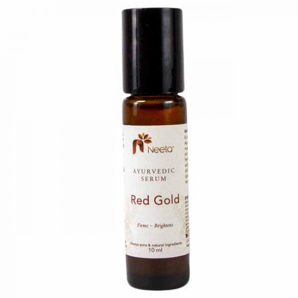 Neeta Naturals Ayurvedic Red Gold Serum