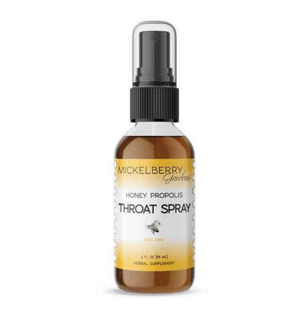 112 Honey Propolis Throat Spray 2oz