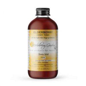 101 Elderberry Honey Tonic 4 oz