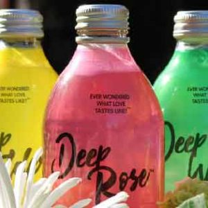 Deep Wood -Premium Woodruff Flavored Lemonade- 12 Pack