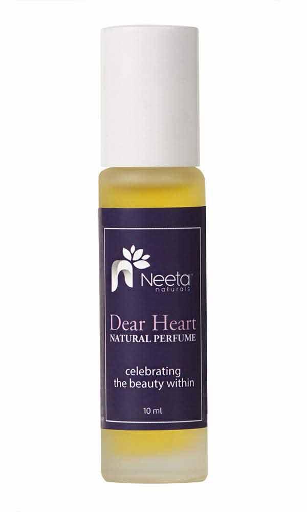 Neeta Naturals Dear Heart Natural Perfume