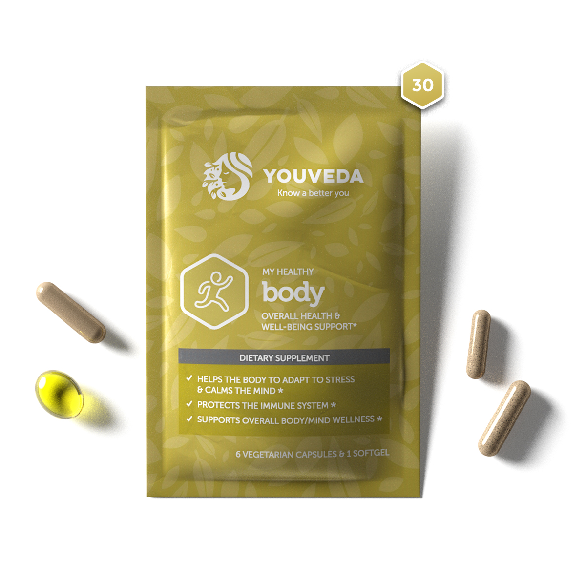 My Healthy Body Supplements 3