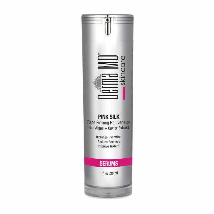 Pink Silk Face Firming Rejuvenator