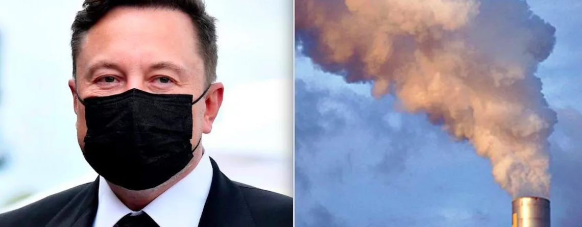 Elon Musk Launches $100 Million Carbon Dioxide Removal Competition